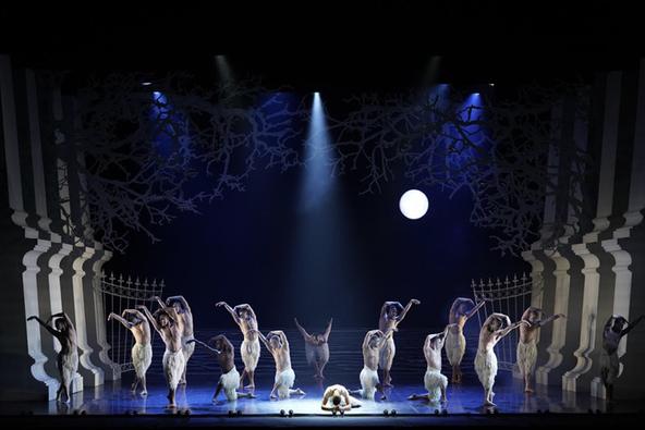 マシュー・ボーンの『白鳥の湖〜スワン・レイク〜』 (c)(撮影:瀬戸秀美)
