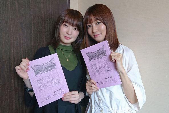 上田麗奈さん、菊地 瞳さんのコメントが到着!