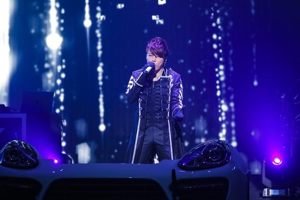 WOWOWでいよいよ7/28(日)放送!「西川貴教 Takanori Nishikawa LIVE TOUR 001 [SINGularity]」西川貴教から番組の見どころコメントが到着! (1)  Photo by CHIE KATO (CAPS)