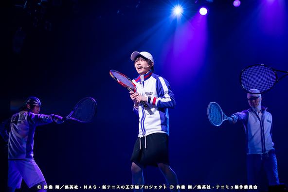 ミュージカル『テニスの王子様』3rdシーズン 全国大会 青学(せいがく)vs立海 前編が開幕 初日直前のゲネプロレポートをお届け