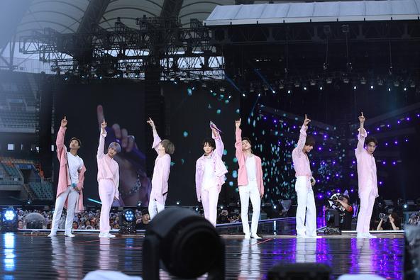 『BTS WORLD TOUR 'LOVE YOURSELF: SPEAK YOURSELF' -JAPAN EDITION』 (C)Big Hit Entertainment