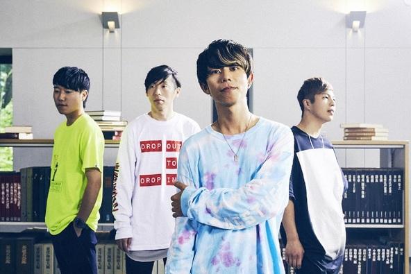 """大阪の""""AIRFLIP""""、元イエローカードのライアン・キー全面プロデュースのメジャーファーストフルアルバム『NEO-N』を10月にリリース決定!先行配信曲「Meaning」MVを解禁!  (1)"""