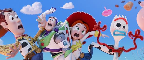 ぴあ映画初日満足度ランキング発表!第1位は『トイ・ストーリー4』 (1)  (C)2019 Disney/Pixar. All Rights Reserved.