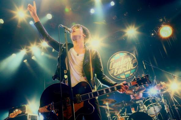 【ライブレポート】a flood of circle ツアー終了!メンバー全員が作詞、作曲を手掛けたミニアルバム「HEART」11/6発売決定! (1)