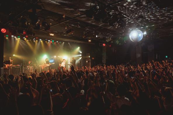 SIRUPが初のZEPP単独公演「channel 01」を12月に開催することを発表! (1)