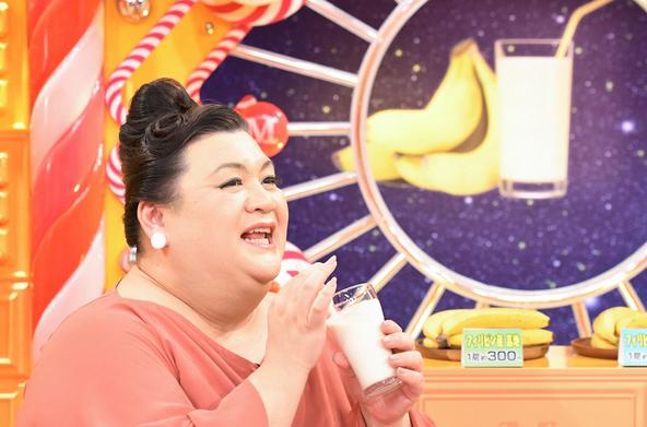 『マツコの知らない世界』〈バナナジュースの世界〉マツコ・デラックス (c)TBS