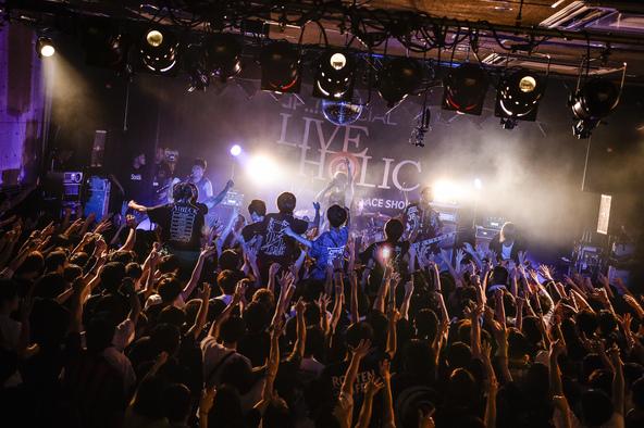 coldrainとAge Factoryが静岡で激突! 注目アーティストによる2マンイベント、「LIVE HOLIC vol.23」開催! (1)