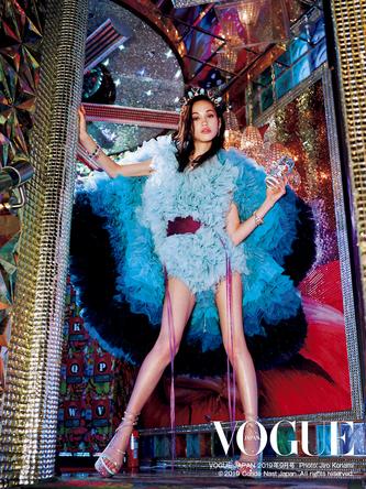 水原希子、森星ほか注目のイットモデルが最旬カラフルファッションに挑戦! 別冊付録は恒例の「Bag & Shoes完全カラー図鑑」