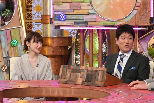 『ポツンと一軒家』生駒里奈、林修 (c)ABC