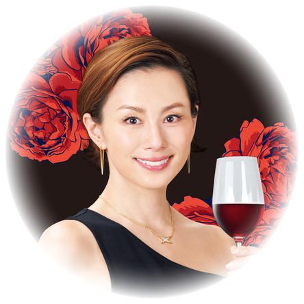 「2019年アサヒワインアンバサダー」の米倉涼子さんが、令和初の「ボージョレ・ヌーヴォ」を応援!