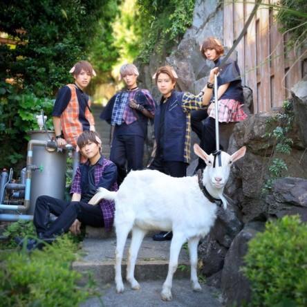 ミニヤギが加入したメンズアイドルグループのMVがとんでもない事に!? (1)