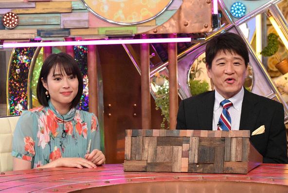 『ポツンと一軒家』広瀬アリス、林修 (c)ABC