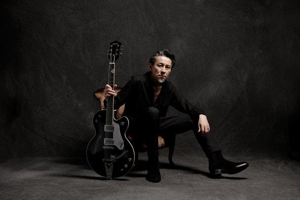 チバユウスケ(The Birthday)のシグネチュア・ギターG6119T-62TB-YC Yusuke Chiba Tennessee Blackが8月23日(金)より発売決定! (1)