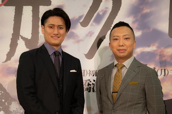 スーパー歌舞伎II『新版 オグリ』中村隼人、市川猿之助