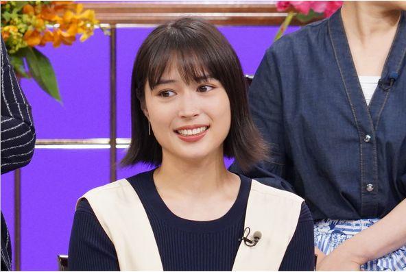 「行列のできる法律相談所」広瀬アリス (c)NTV