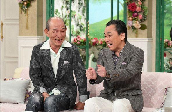 『徹子の部屋』〈ゲスト〉笹野高史、佐藤B作 (c)テレビ朝日