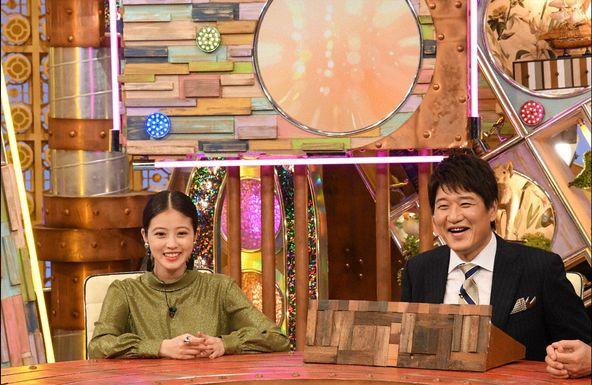 『ポツンと一軒家』今田美桜、林修 (c)ABC