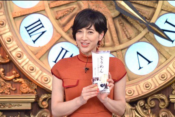 「教えてもらう前と後」滝川クリステル (c)TBS