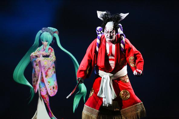『八月南座超歌舞伎』 撮影=田浦ボン (C)NTT・松竹P/(C)超歌舞伎