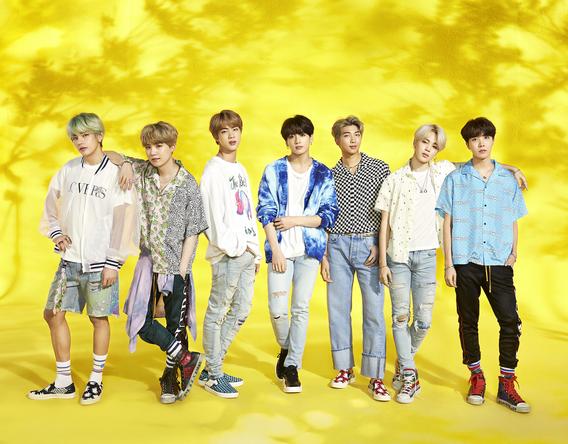 グローバルスーパースター BTS 最新シングル「Lights/Boy With Luv」、日本レコード協会からミリオン認定 (1)