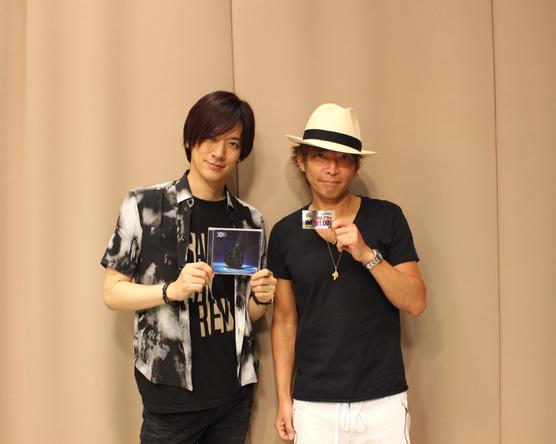 LUNA SEA30周年イヤーは「ただただ、感謝!」『太田胃散 presents DAIGOのOHAYO-WISH!!』INORANがゲスト出演! (1)