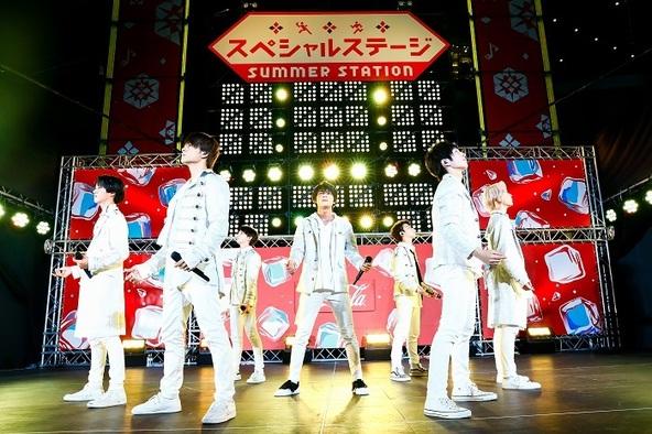 M!LKが六本木ヒルズアリーナの音楽ライブに出演 「かすかに、君だった。」など9曲を熱唱 (c)撮影:笹森健一