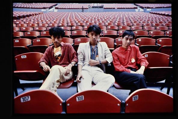 YMO(細野晴臣、坂本龍一、高橋幸宏)、未公開写真100点超を含む結成40周年記念写真集の発売決定!