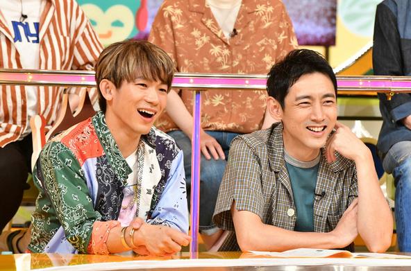 『モニタリング』NAOTO(EXILE/三代目J Soul Brothers)、小泉孝太郎 (c)TBS
