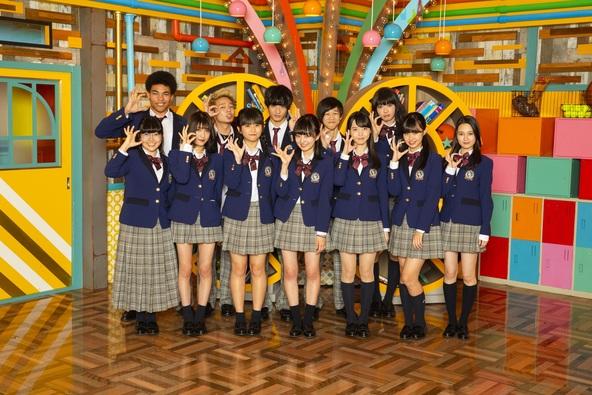 テレビ東京×秋元康が仕掛ける「青春高校3年C組」ユニバーサル ミュージックよりメジャーデビュー決定! (1)