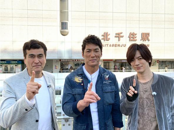 『火曜サプライズ』良純&一茂&DAIGOの60分一本勝負! (c)NTV
