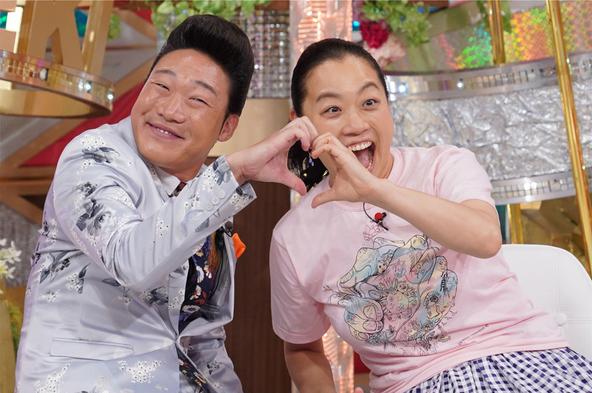 『衝撃のアノ人に会ってみた!』〈ゲスト〉みやぞん(ANZEN漫才)、いとうあさこ (c)NTV