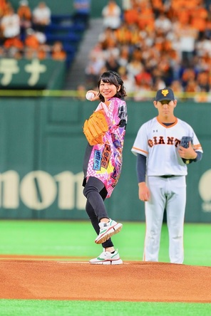 日本ユニシスPresents『バンドリ!』×読売ジャイアンツコラボナイター開催報告 (C)Yomiuri Giants All rights reserved. (C)2019 Nihon Unisys,Ltd. All rights reserved. (C)BanG Dream! Project (C)bushiroad All Rights Reserved.
