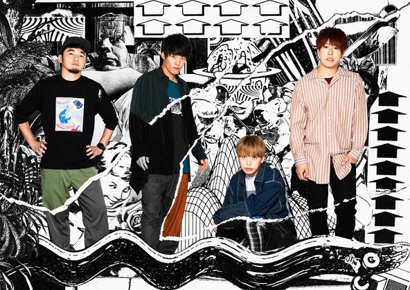 04 Limited Sazabys、ドラマ「TWO WEEKS」のオープニング曲「Montage」の先行フル配信が本日スタート! (1)