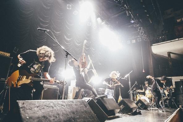 キツネツキ mini ALBUM『キツネノナミダ』リリース記念ワンマンライブ終演!CD封入ダウンロードカードでワンマンライブ全曲配信開始!