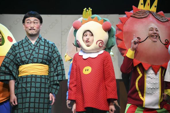 舞台「コジコジ」いよいよ開幕!さくらももこの名作に乃木坂46の向井葉月が挑む! (C)️さくらももこ(C)️舞台コジコジ製作委員会