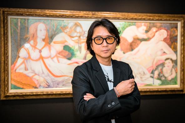 藤井フミヤ展「THE DIVERSITY 多様な想像新世界」