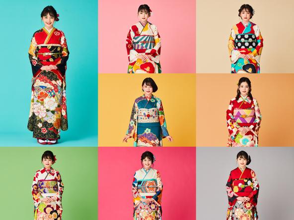 セブンティーン専属モデル・久間田琳加、イメージキャラクターを務める振袖・着物専門「やしまグループ」で初の振袖デザイン&プロデュース (1)