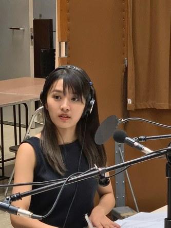 東京パフォーマンスドールのリーダー、高嶋菜七がNHKラジオ第1「ミュージック・バズ」のメインパーソナリティに決定!