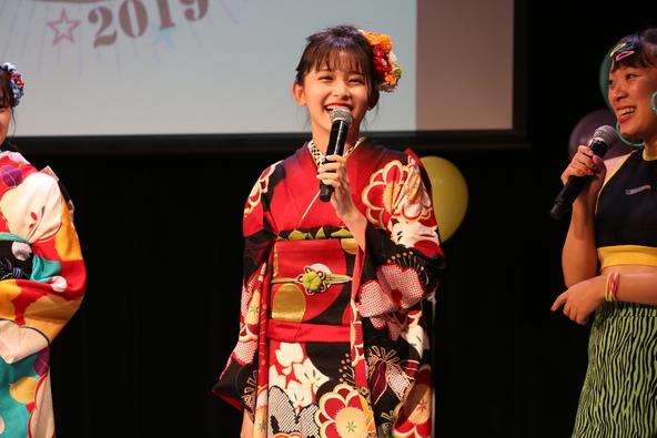 セブンティーン専属モデル・久間田琳加、初デザイン&プロデュースの振袖姿をファンに初披露 (1)