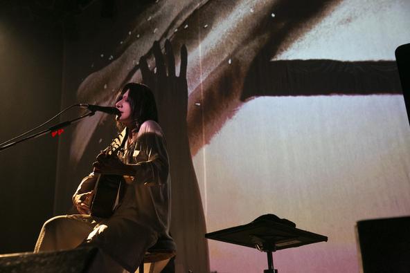 """有村竜太朗 『ACOUSTIC LIVE「Op.」』初日、東京キネマ倶楽部""""昼の部""""オフィシャルレポート"""