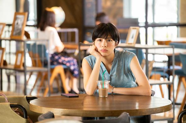 "Kitri、佐久間由衣 初主演作・映画『""隠れビッチ""やってました。』主題歌決定! (C)2019『"