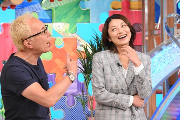 『笑ってコラえて!』〈司会〉所ジョージ 〈スペシャルゲスト〉小池栄子 (c)NTV