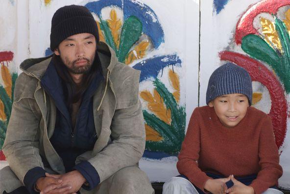 森山未來が「心より嬉しく思います」 初の海外主演作『オルジャスの白い馬』釜山国際映画祭オープニング作品選出に喜び (c)(C)『オルジャスの白い馬』製作委員会