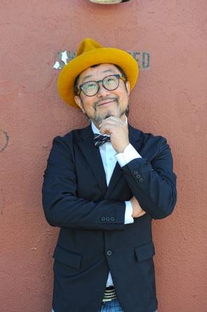 大江千里の新作『Hmmm』(フーム)が本日発売!世界配信のデジタルシングル「Orange Desert」 も同時リリース&MV公開!本人コメントも到着! (1)  Photographer: Tracy Ketcher