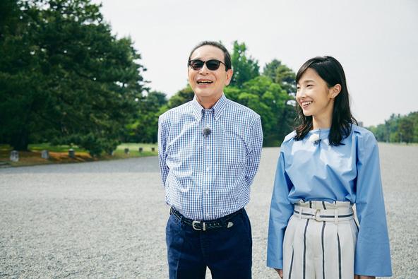 『ブラタモリ』京都御所〜天皇の住まいはなぜこの場所だった?〜(1) (c)NHK