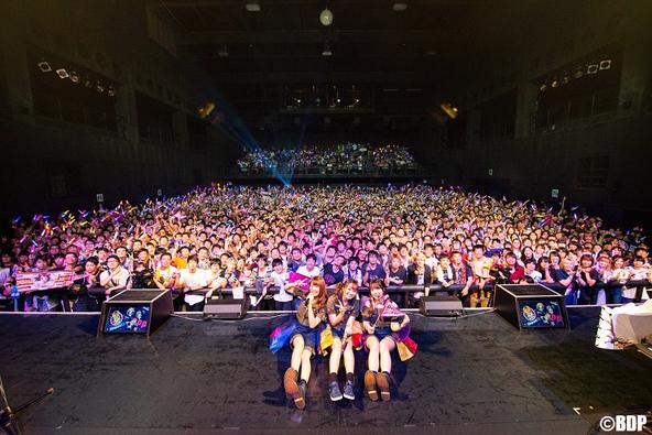 「Poppin'Party Fan Meeting Tour 2019!」名古屋公演オフィシャルレポート Photo:Satoshi Hata (C)BanG Dream! Project