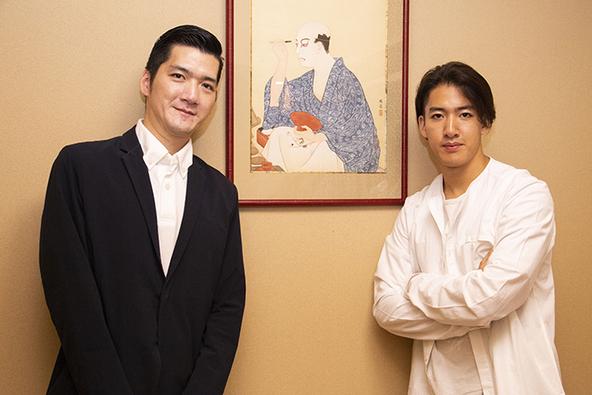 (左から)清元斎寿、尾上右近