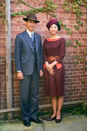 左から、大泉洋、小池栄子 (c)(C)2019『グッドバイ』フィルムパートナーズ