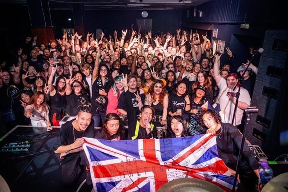 サバプロ・初のUK公演に現地熱狂!!海外公演も続々決定!! (1)