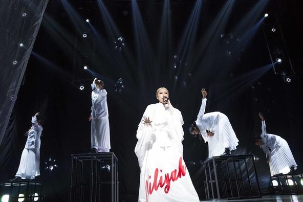 15周年を迎えた加藤ミリヤ!復活のSOLD OUTライブで秋ベストアルバム「M BEST II」リリースを発表! (1)